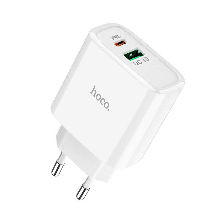 Hoco C57A USB Type C Fast Charger
