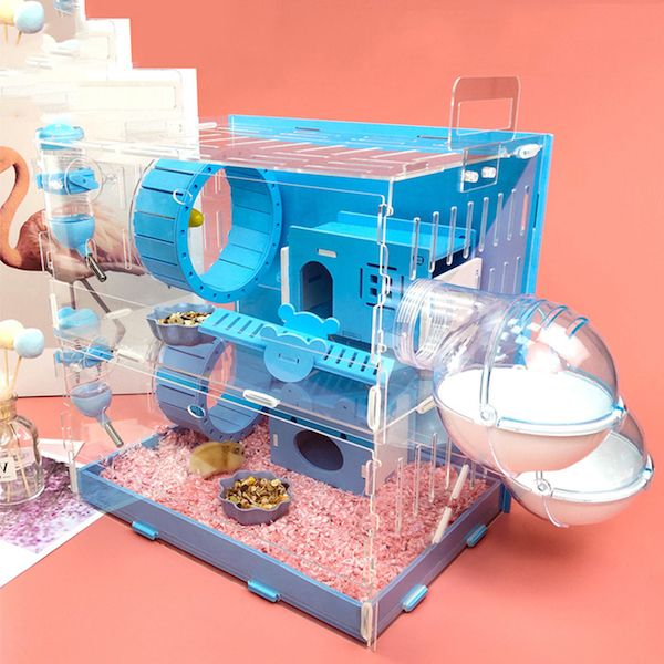 Multifunctional Hamster Cage