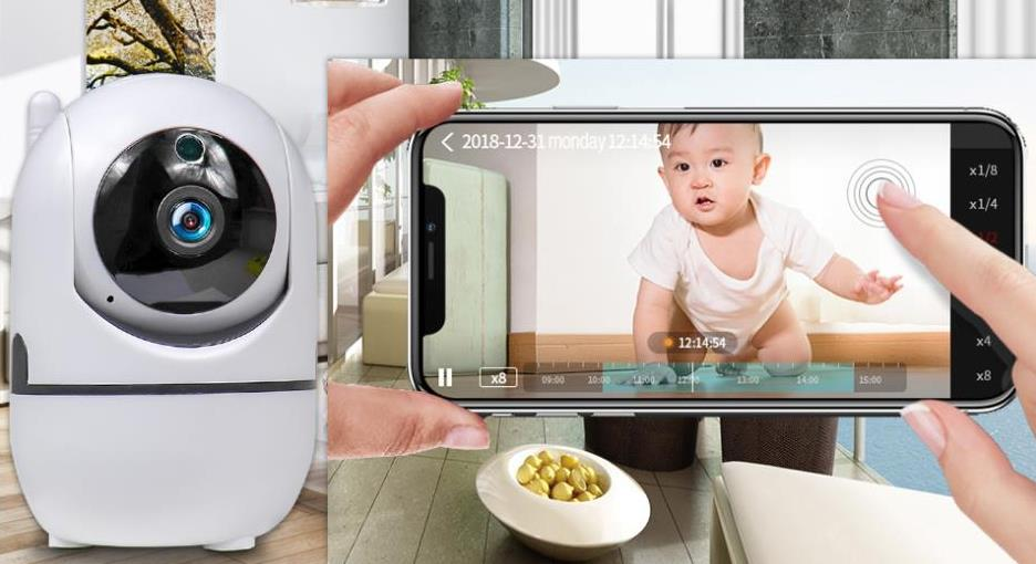 Phone Motion Sensor Baby Monitor