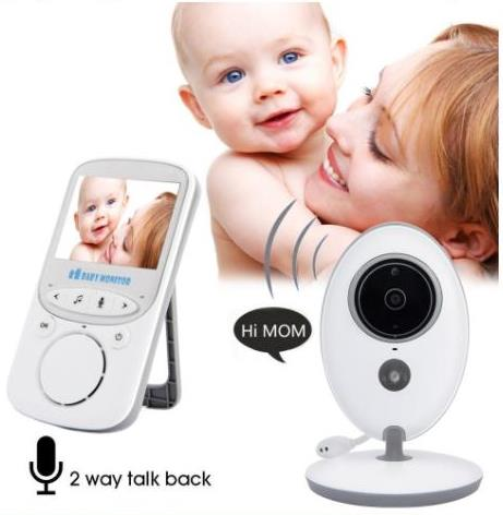 Intercom Night Vision Monitoring camera