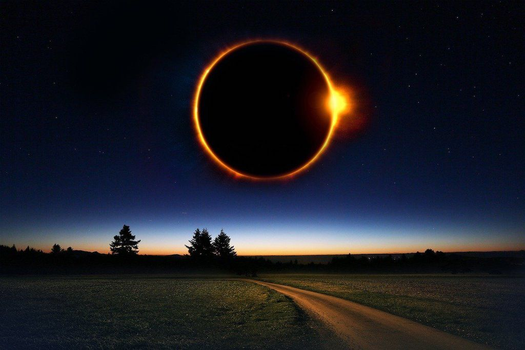 Best places to watch Canada annular eclipse in 2021