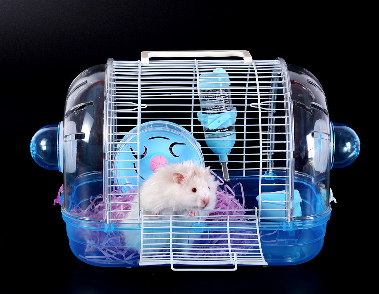 Top 5 Best Hamster cages of 2021 and Buying Guide