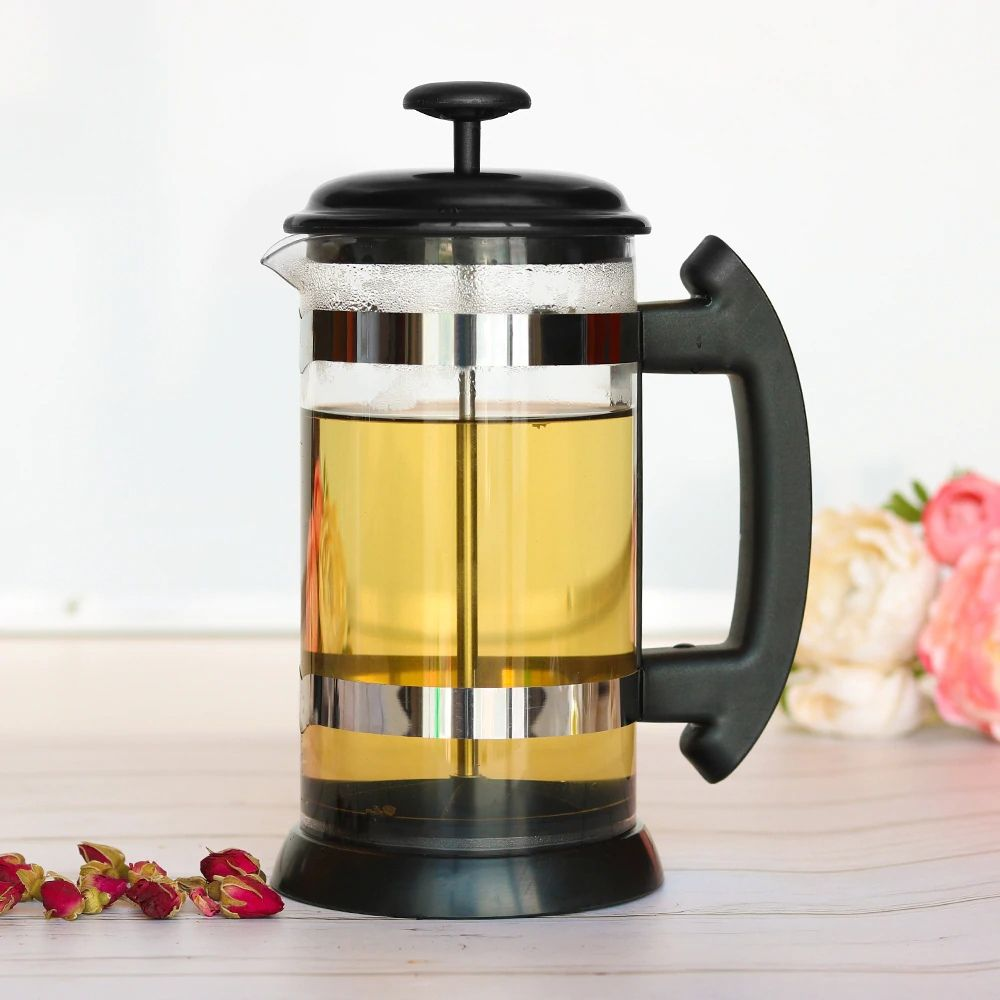 Tea Kettle with French press
