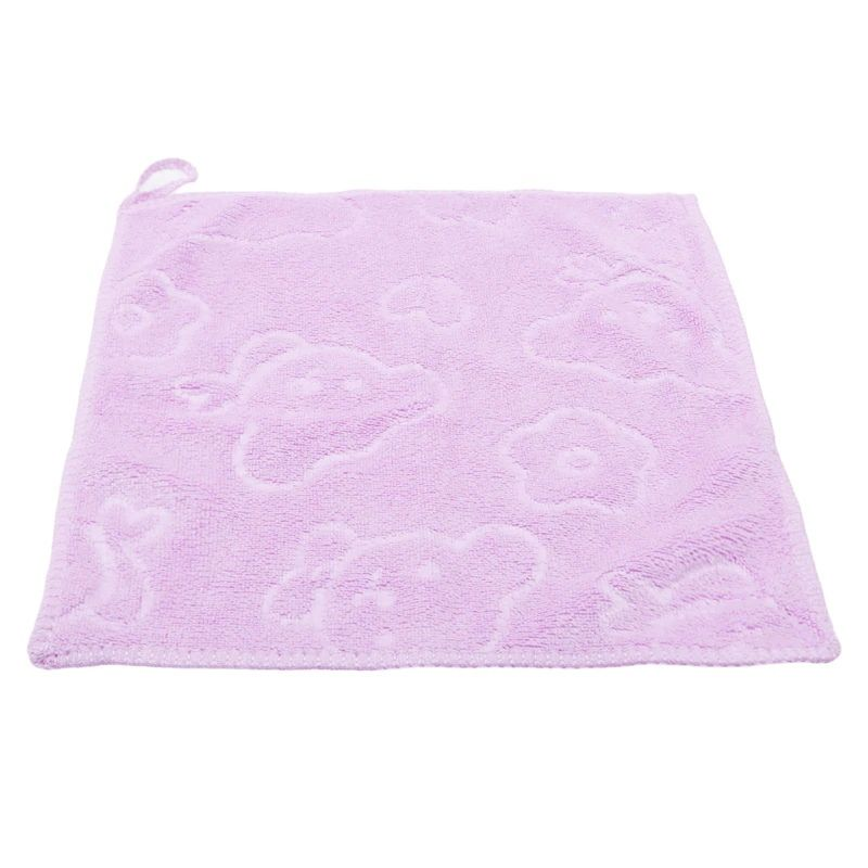 Baby towel with print