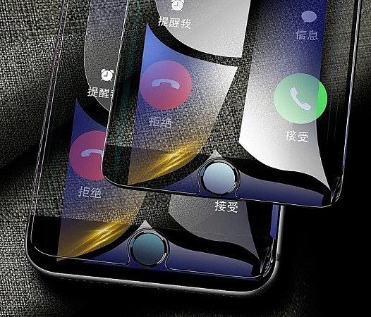 Bupuda tempered glass for iPhone