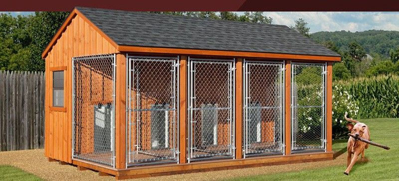 BUILDING A DOG KENNEL FROM SCRATCH – DOGGY DIY