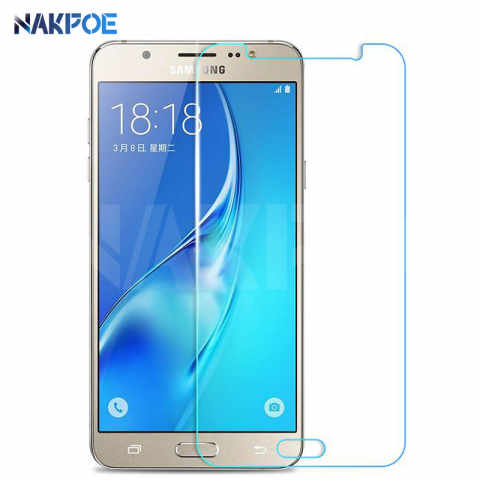 NAKPOE tempered screen protector glass for Samsung