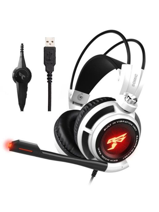 Somic G941 noise cancelling headset