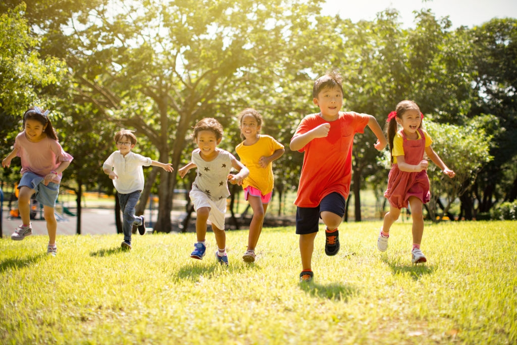 Young, Fit and Healthy – How to boost your child's immune system