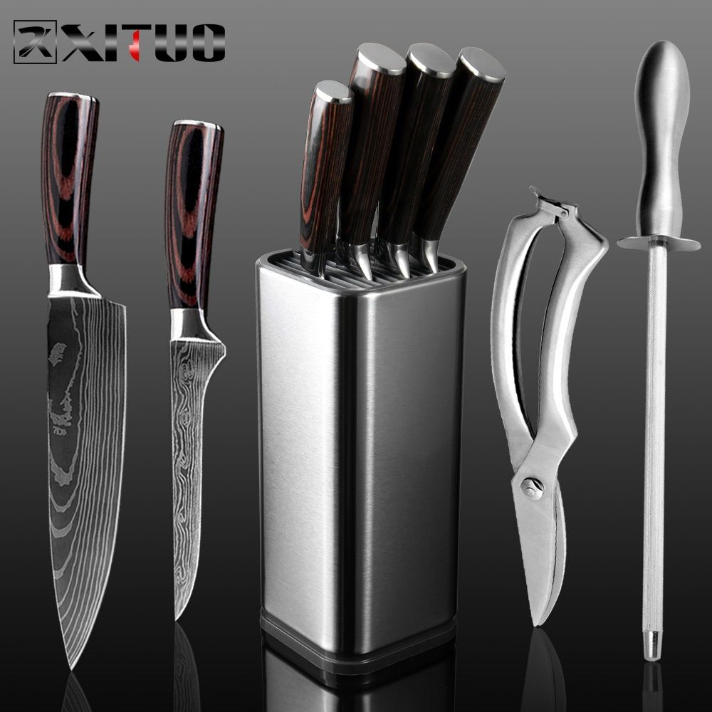 XITUO chef knives set