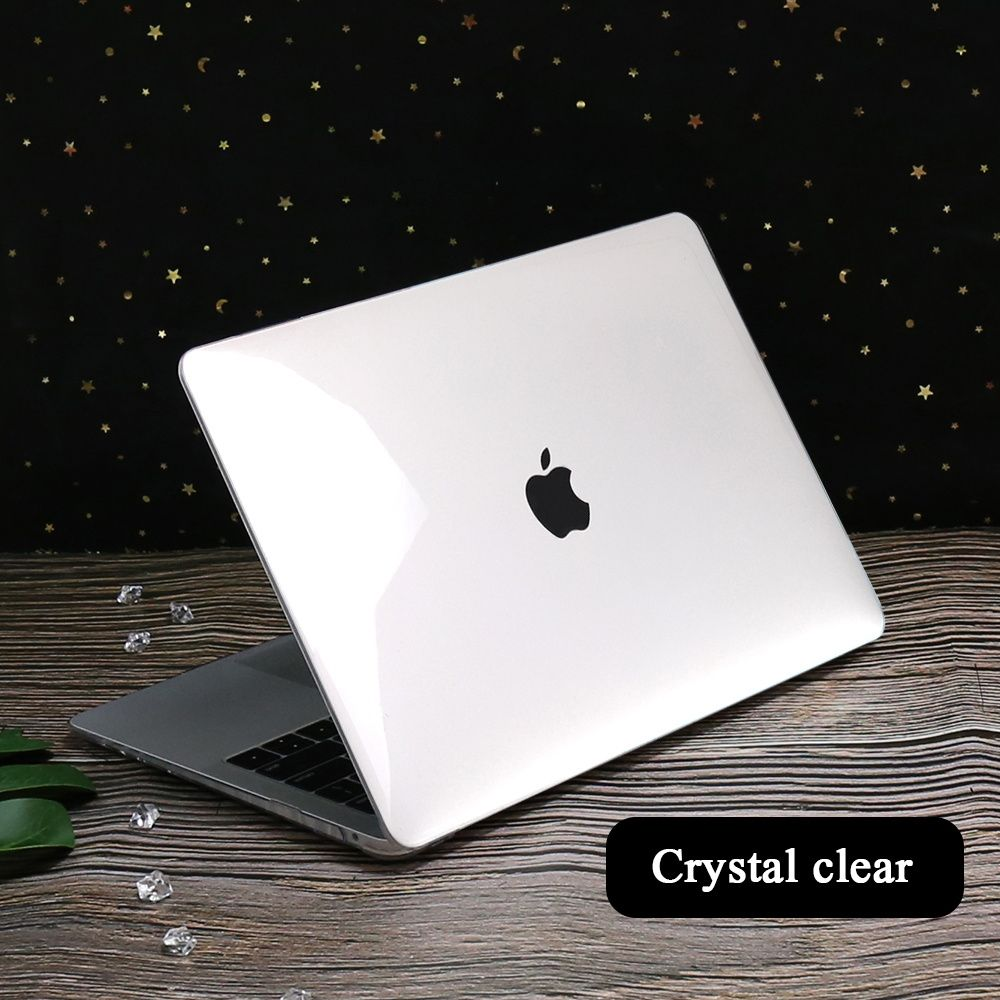 Uhamyee Macbook cover with screen protector