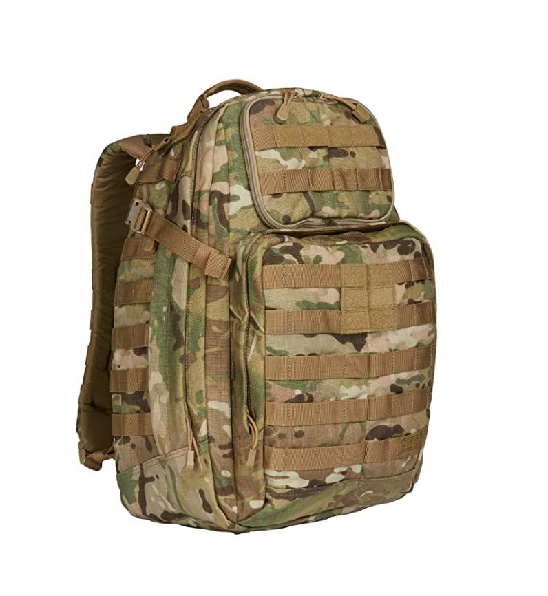 5.11 Tactical RUSH24 Military Backpack - 37 Liter